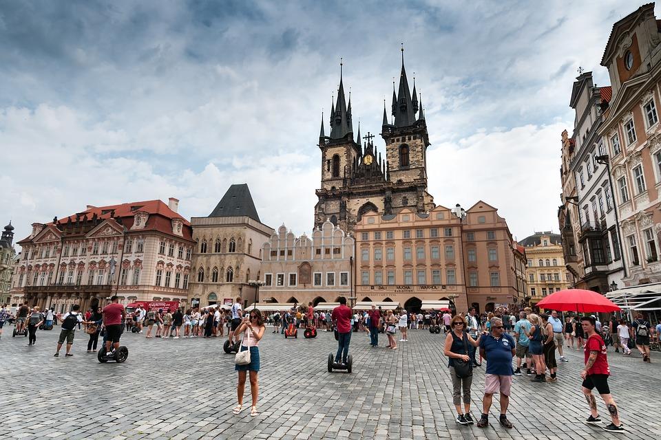 Prágai utazás, Prága látnivalók